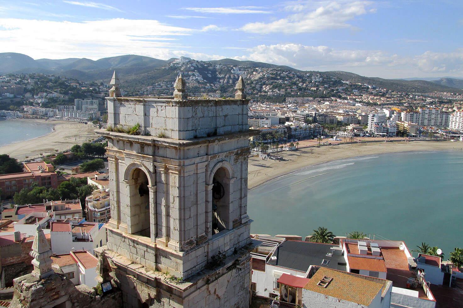 Que visitar en España en 10 días Peniscola