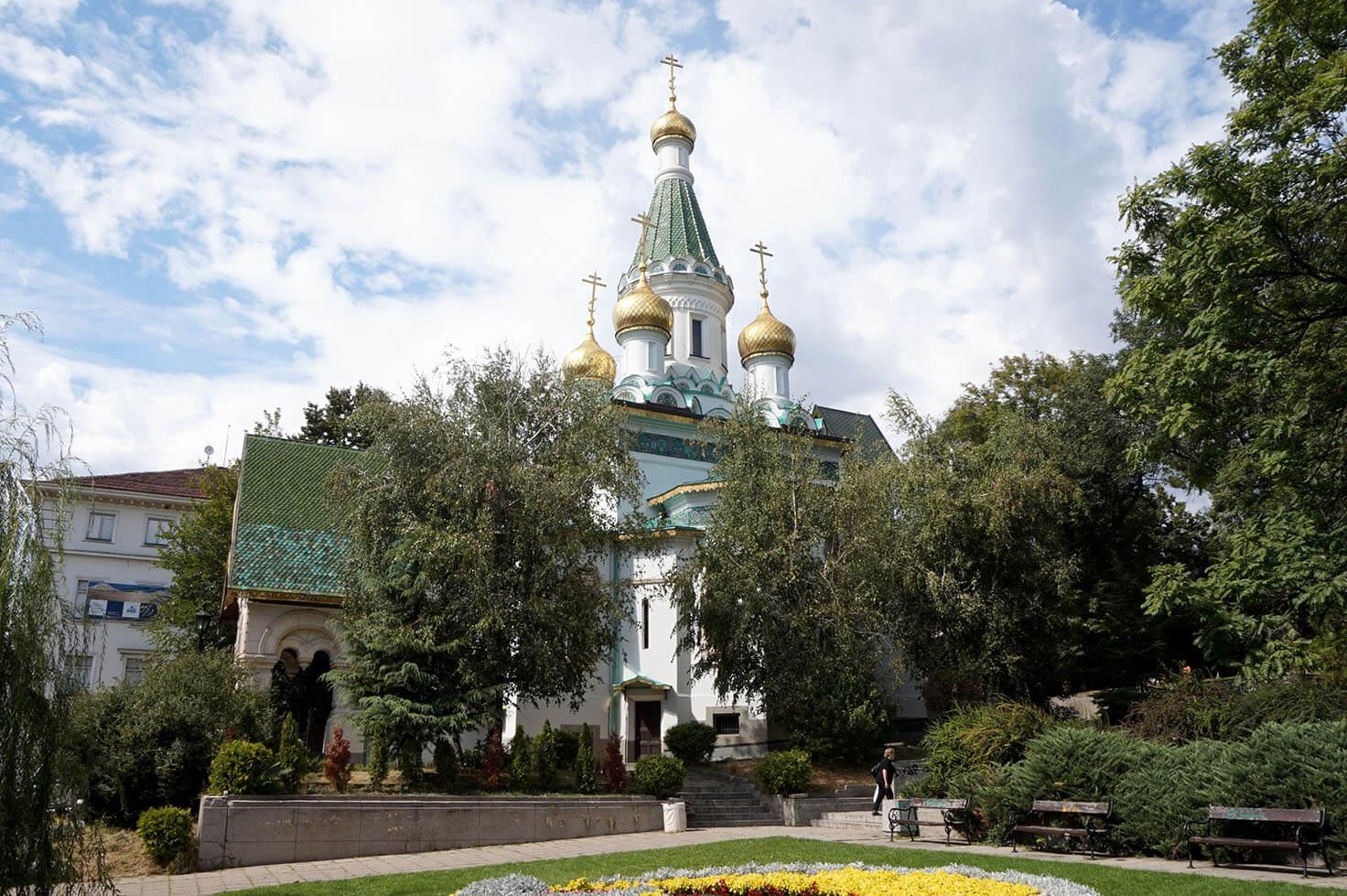 Saint Nicholas Russian Church