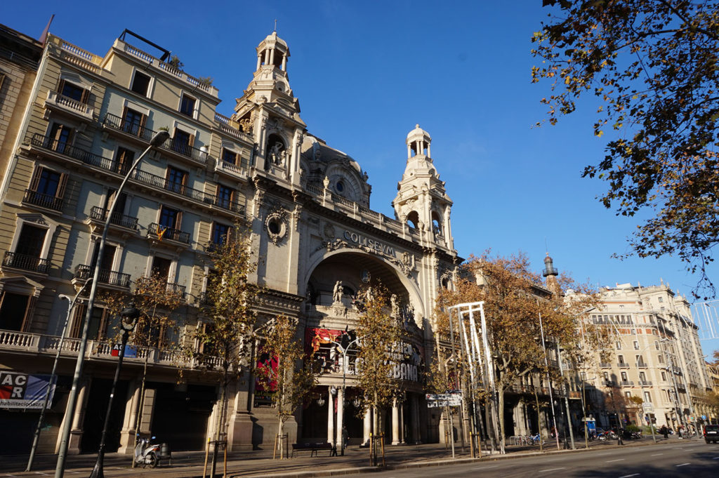 Barcelona Neighborhoods - L'Eixample