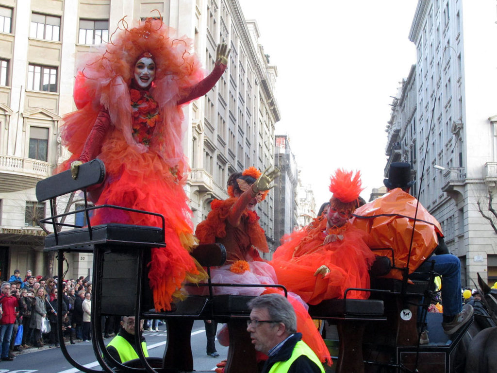 Barcelona events - Carnaval