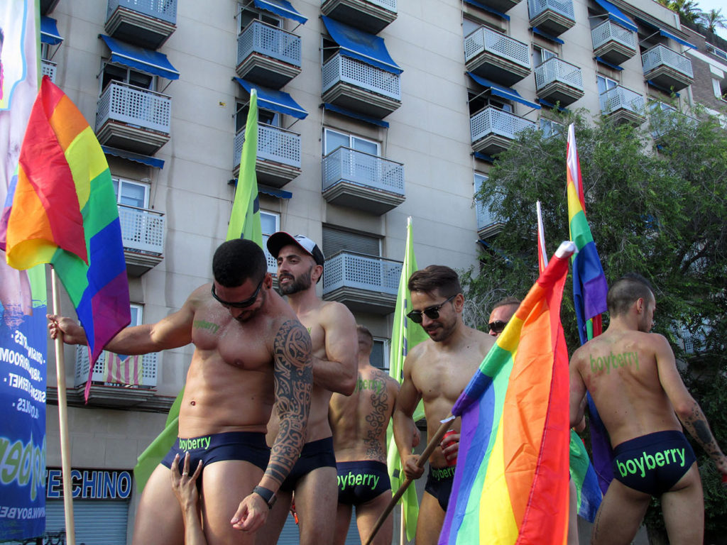 Barcelona events - Gay Pride