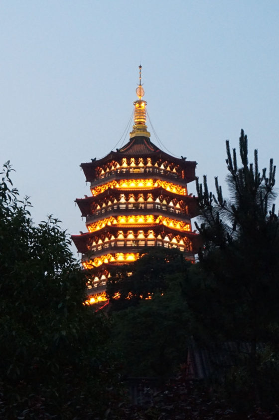 Important cities of China - Hangzhou