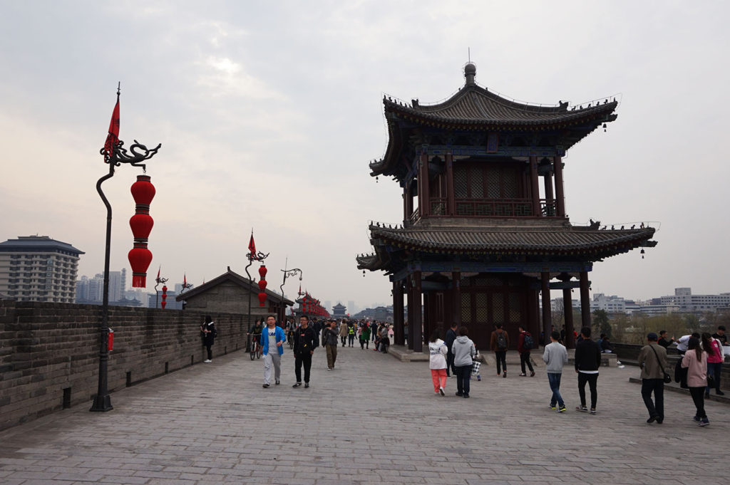 Ciudades importantes de China - Xi'an