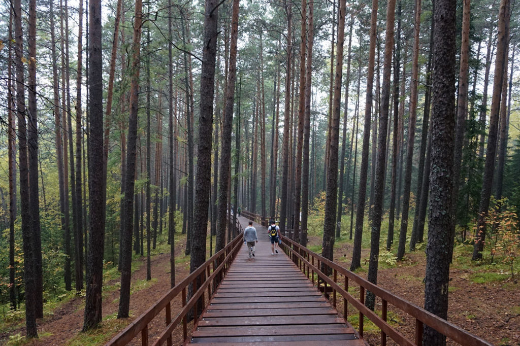 Krasnoyarsk and Stolby Nature Sanctuary