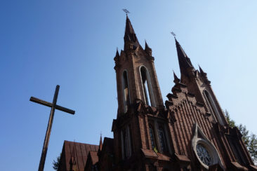 Krasnoyarsk and Stolby - Cathedral of the Transfiguration