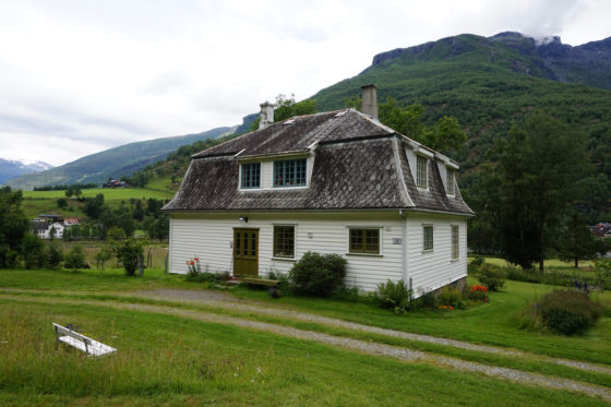 Sognefjord - Beautiful house in Flam