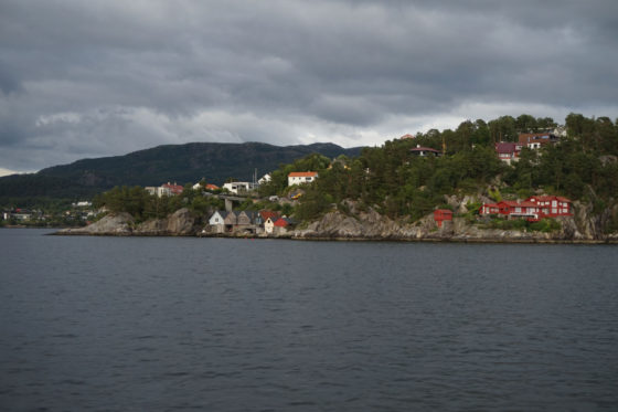Sognefjord - Views from the boat