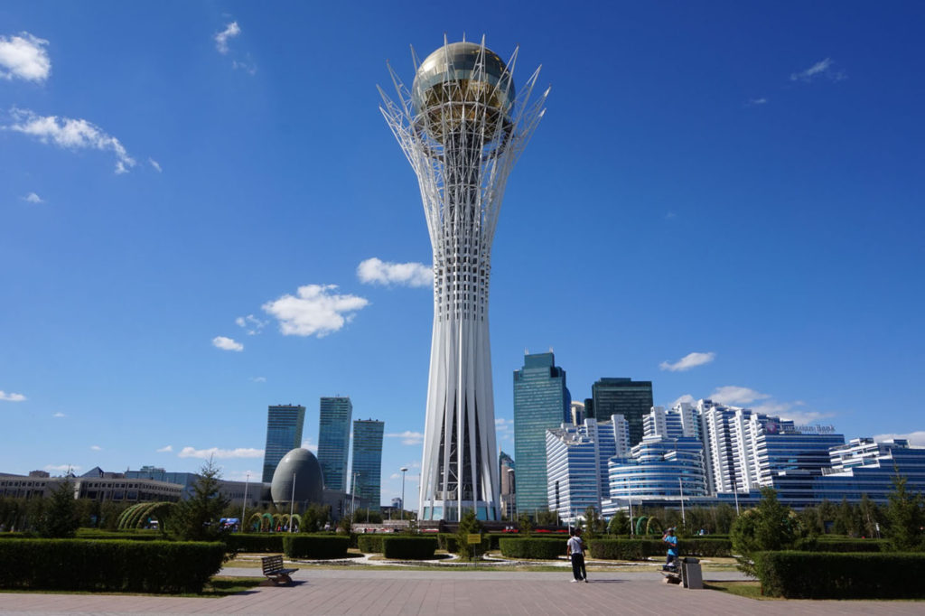 Architecture Travel - Astana