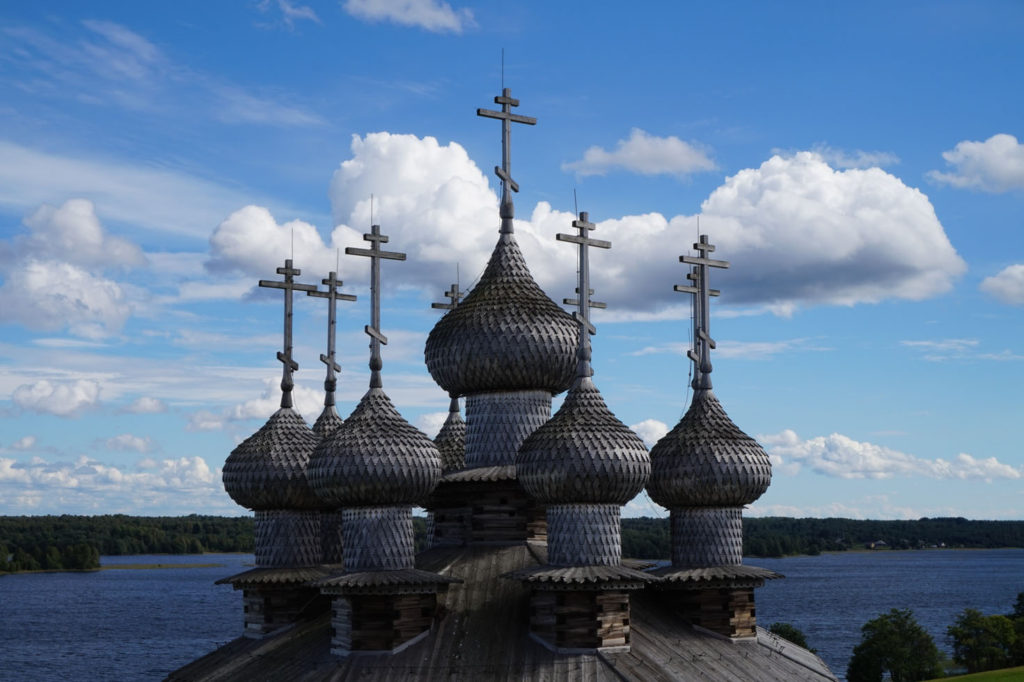 Architecture Travel - Kizhi Island