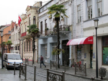 Batumi - Typical Street in Old Town