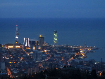 Batumi from above