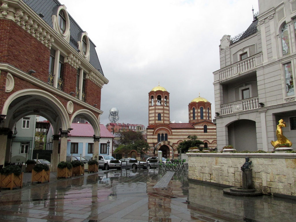 Batumi sights - religious buildings