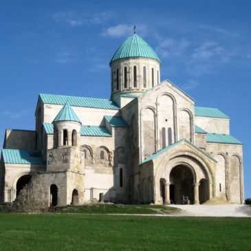 Things to do in Kutaisi - Bagrati Cathedral