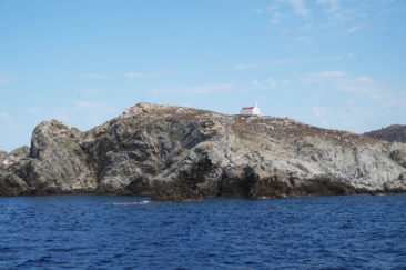 On the way to delos