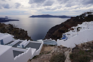 Views from Fira