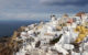 Santorini in winter - Santorini en invierno