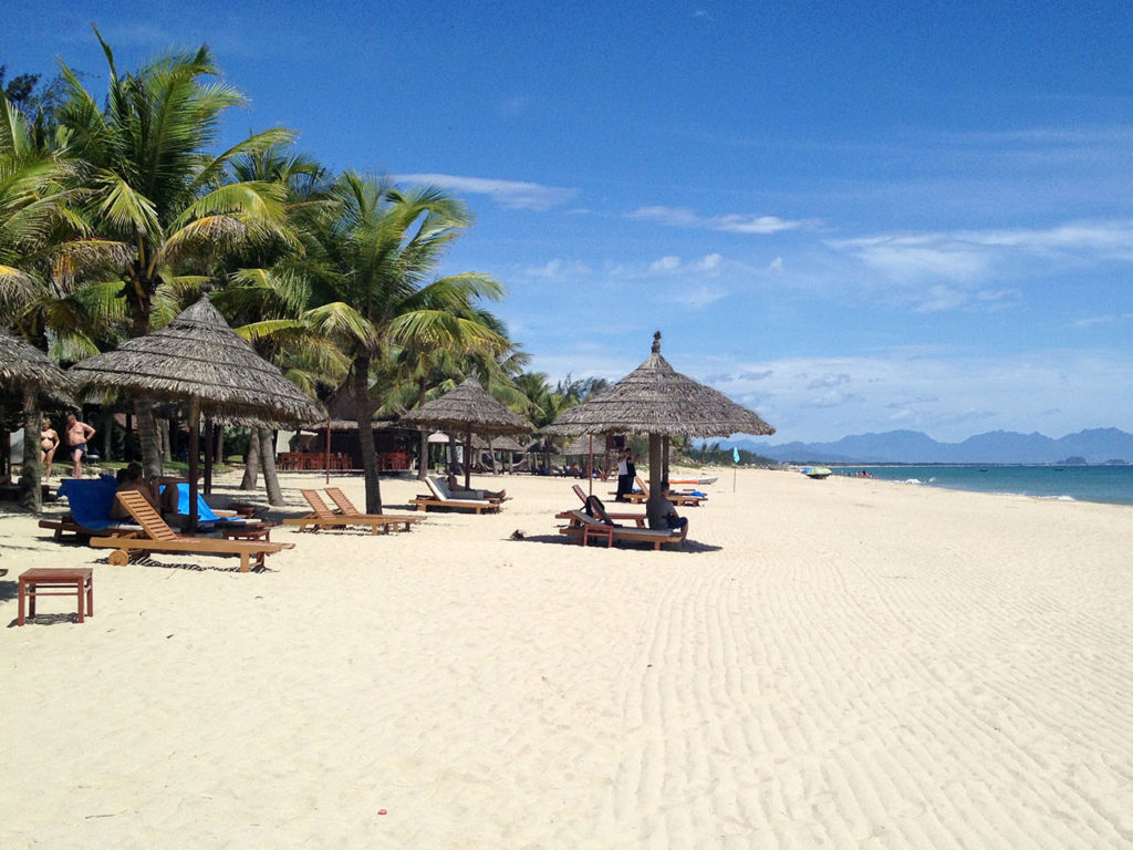 Southeast Asia Beaches - Cua Dai, Hoi An