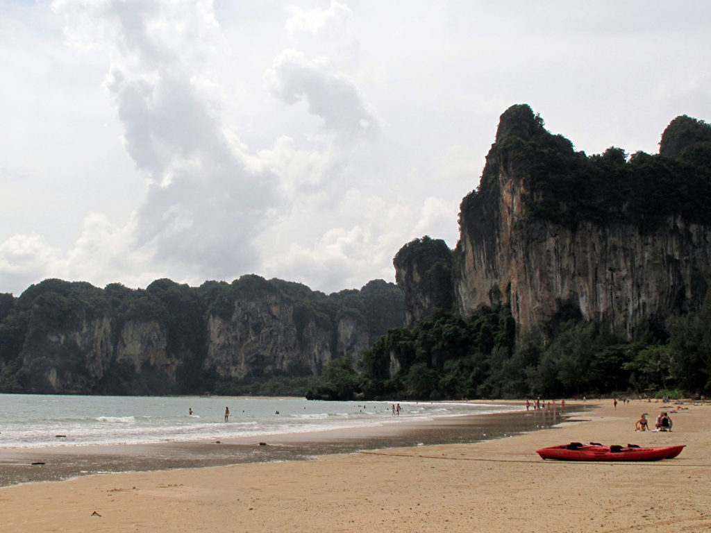 Southeast Asia Beaches - Railay West, Krabi