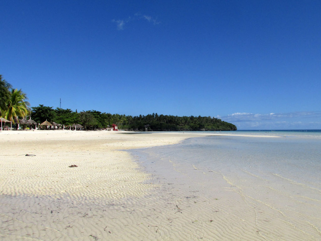 Southeast Asia Beaches - Santiago Bay, Camotes Islands