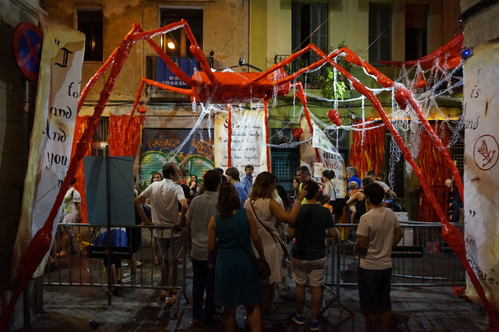 Barcelona-local-celebrations-fiesta-de-gracia