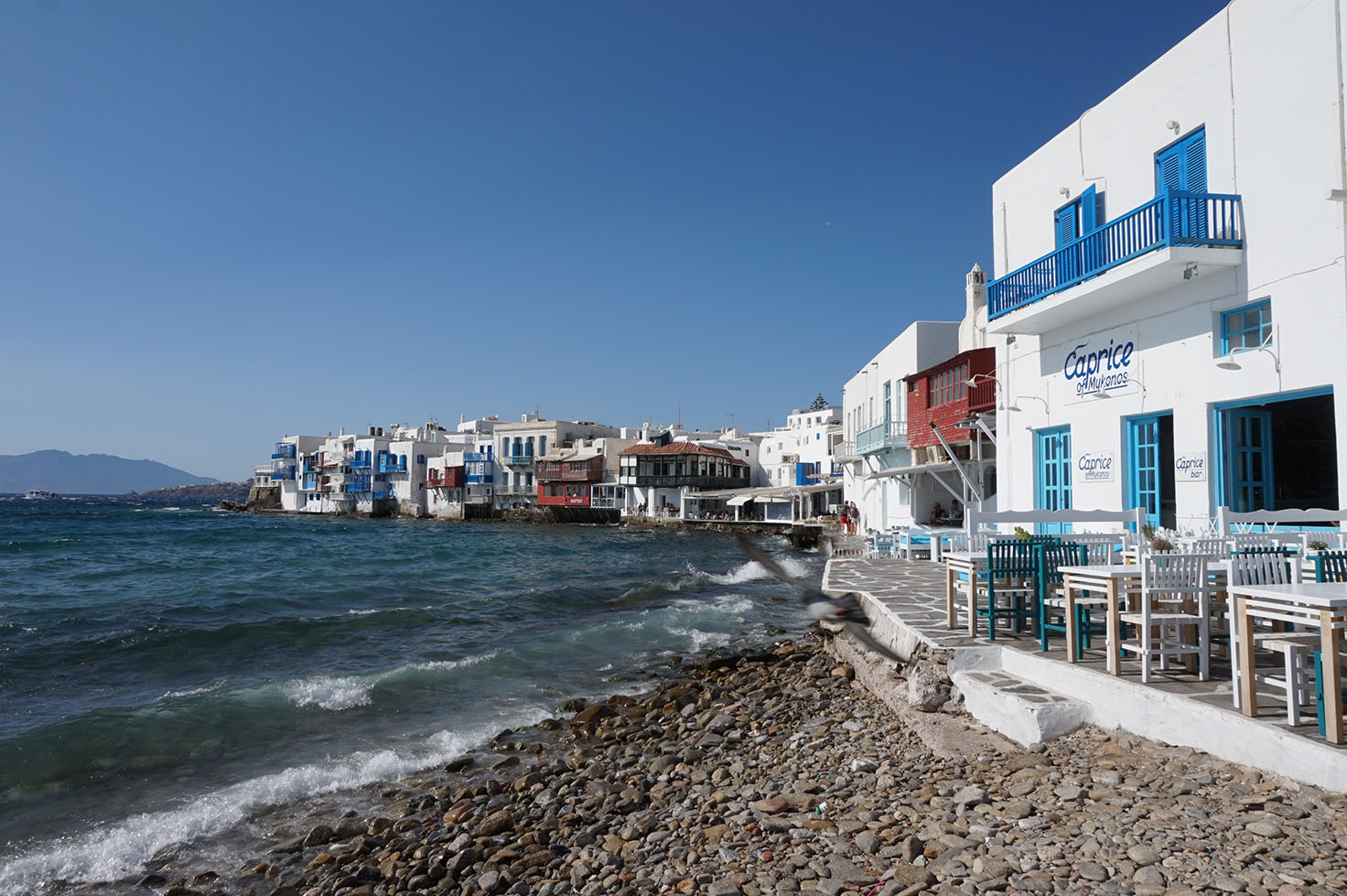 What to do in Mykonos in summer
