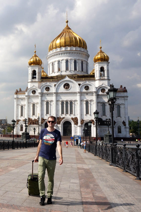 What to see in Russia - Moscow's Cathedral