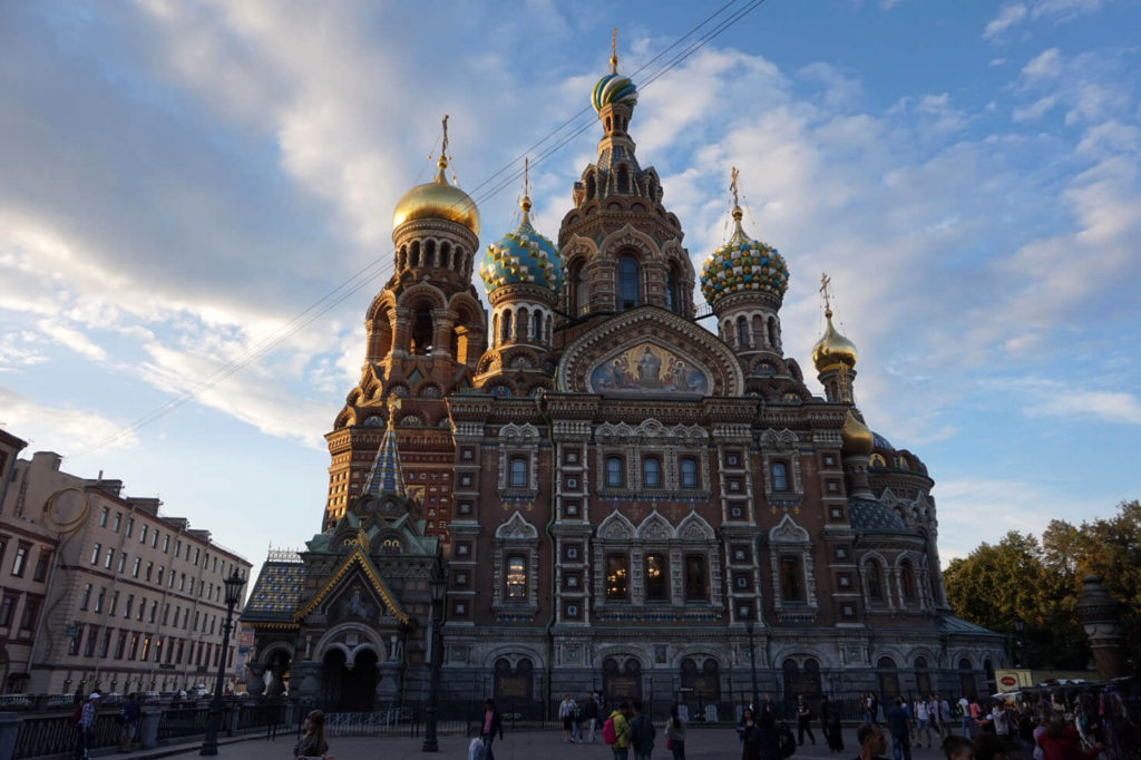 visit Saint Petersburg