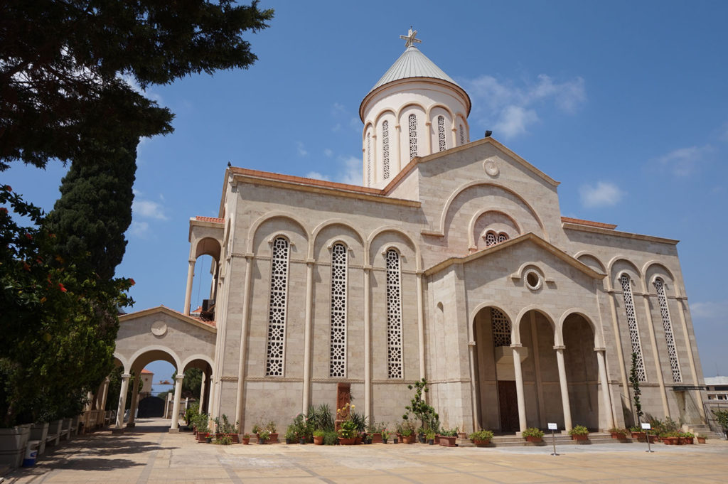 St Nishan Armenian Orthodox Church