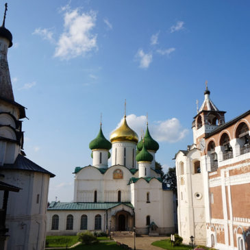 Cathedral of the Transfiguration of the Saviour in Suzdal