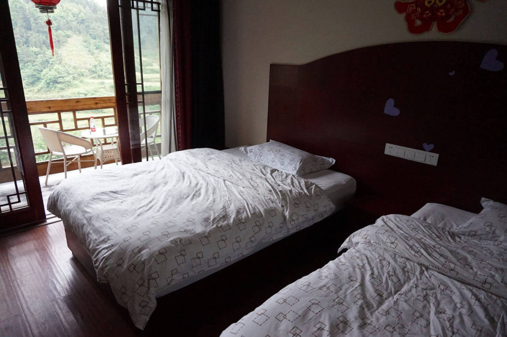 Where to stay in Zhangjiajie - Eden Mountain Village