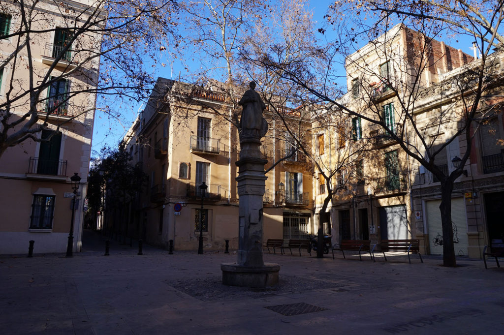 Where to stay in Barcelona - Sarrià