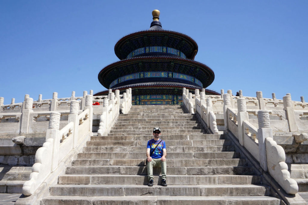 Viaje a China - Beijing, Temple of Heaven