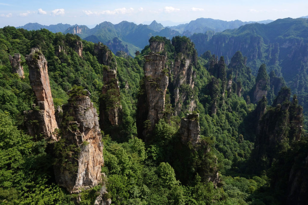 Hunan - Zhangjiajie National Forest Park