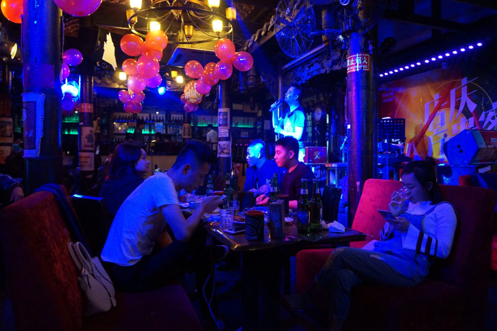 LGBT clubs in China