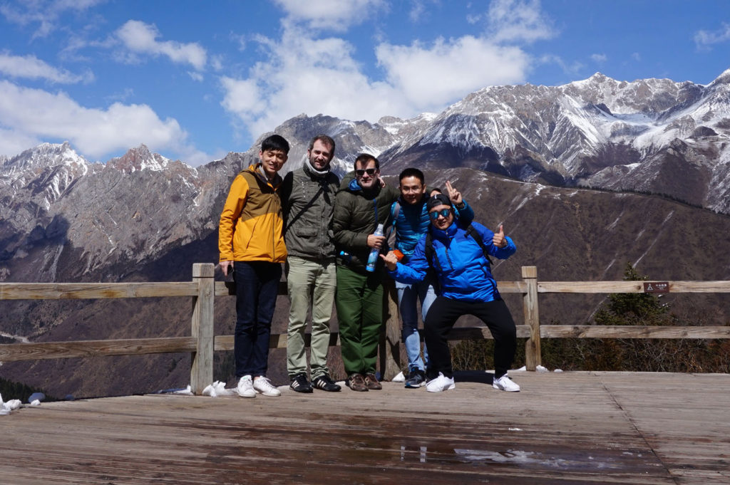 Trip to China - great people