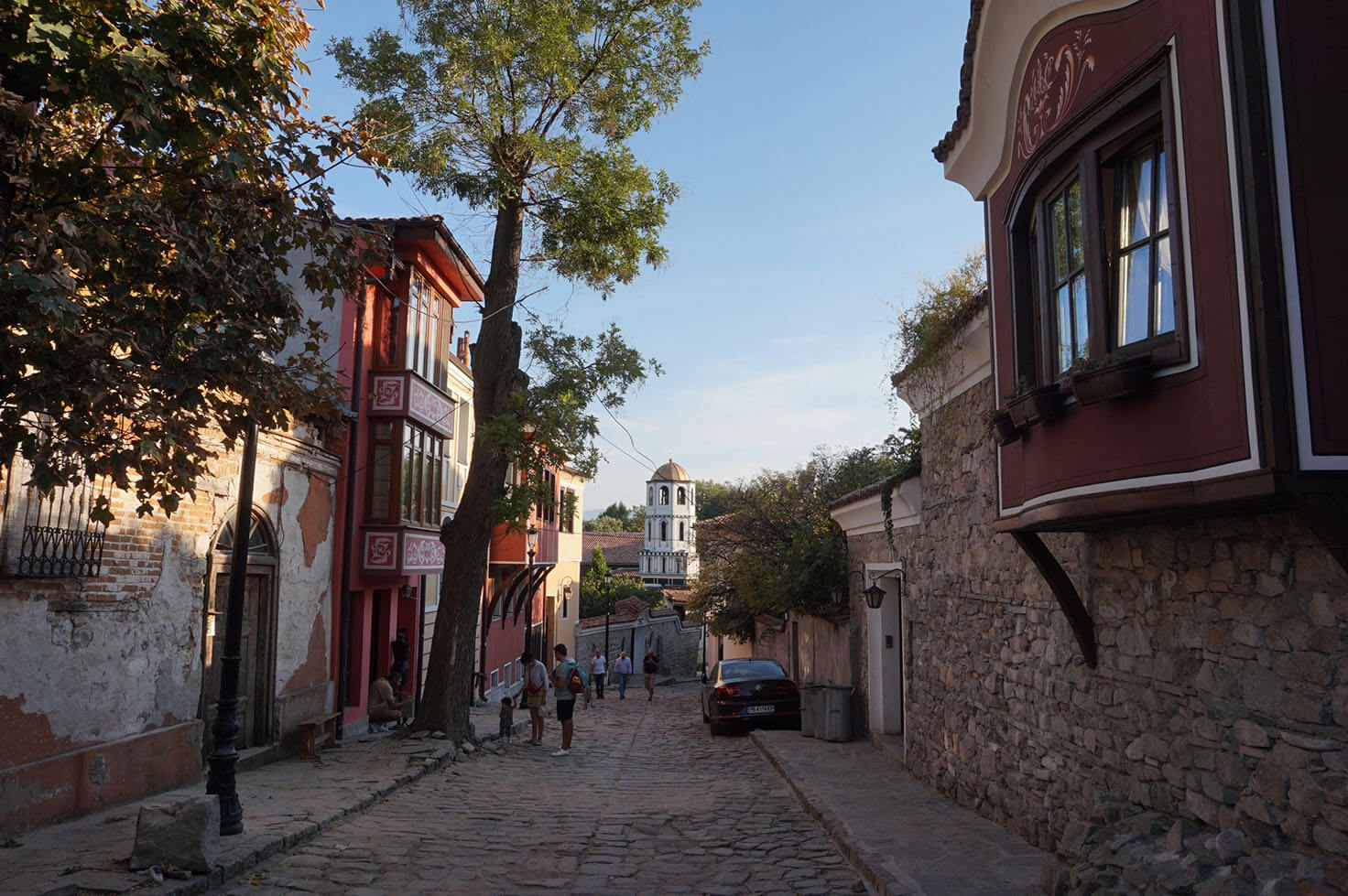 Plovdiv Old Town - Church of St Constantine and Helena