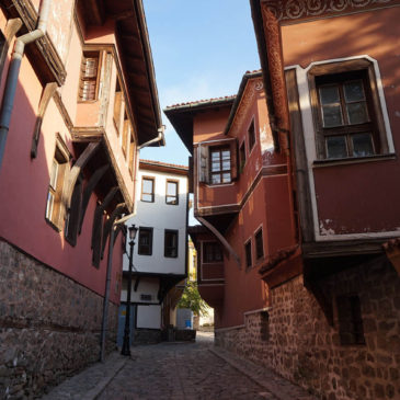 Plovdiv Old Town -