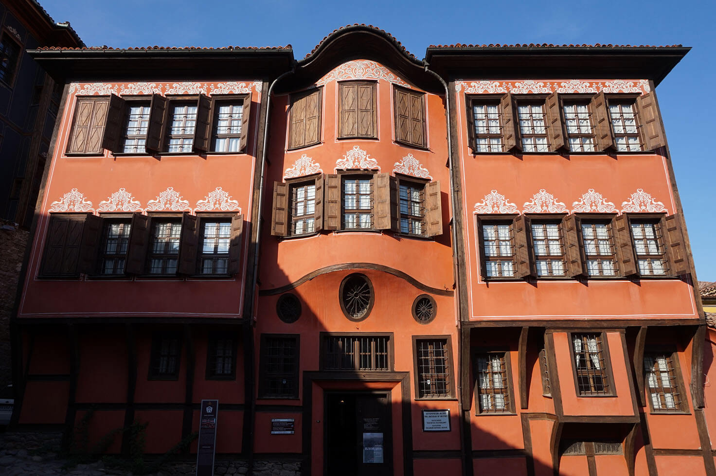 Plovdiv Old Town - revival house