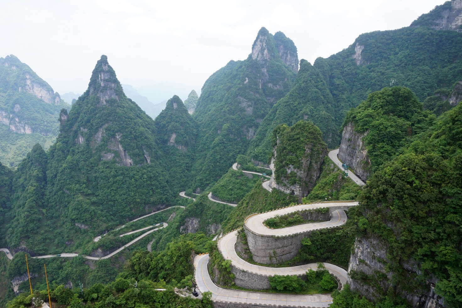 Nature Travels - Tianmen Mountain