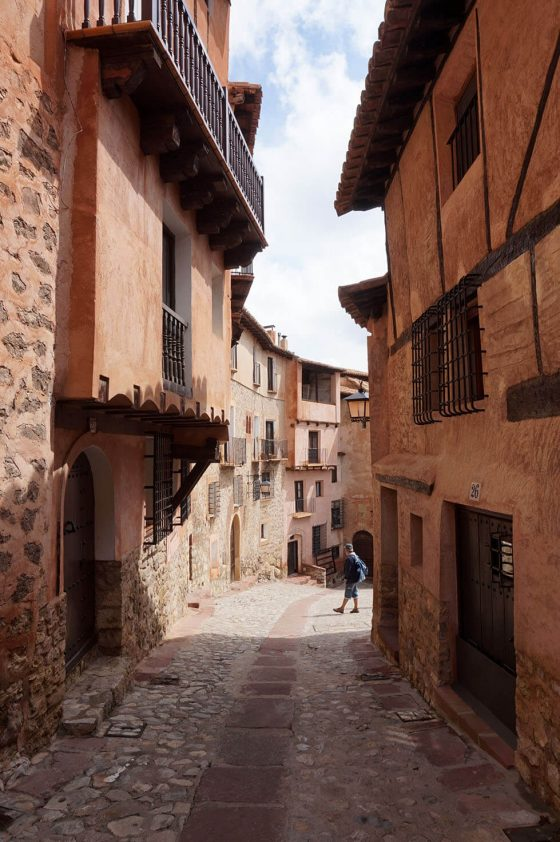 Albarracín - the Old Town