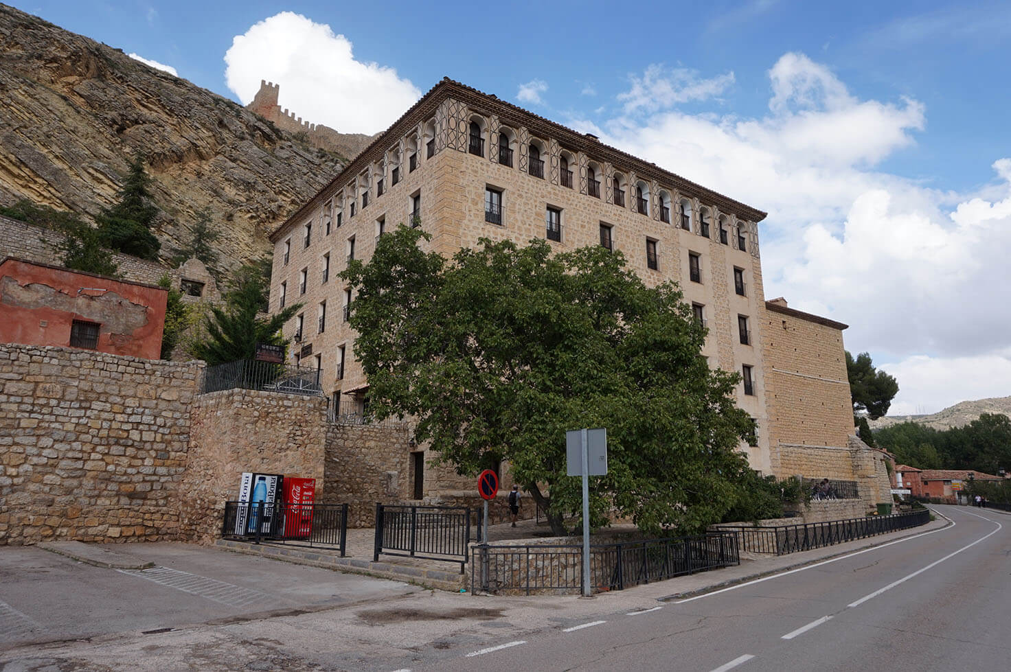 Albarracín Spain - Hotel Arabia