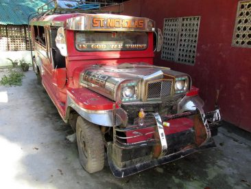 Local transport - Jeepney