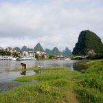 Yangshuo - Río Li en China