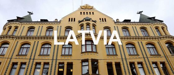 Latvia header