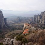 Meteora - Psaropetra viewing point