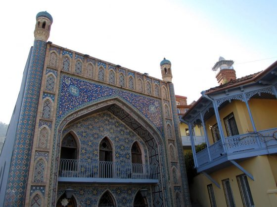 Persian architecture in Georgia
