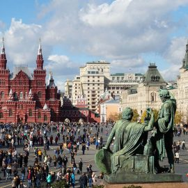 Moscow Landmarks - Red Square