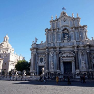 East Sicily Itinerary 01 - Catania