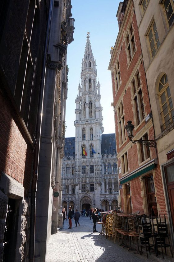 Brussels Vertical