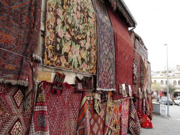 Carpets in Goreme
